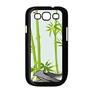 Bamboo Use Your Own Image Phone Case for Samsung Galaxy S3 I9300,customized case cover ygtg-334109