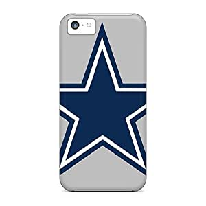 Fashionable Style Case Cover Skin For Iphone 5c- Dallas Cowboys
