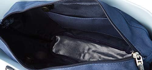 OBAG O bag Borsa, Pochette da Giorno Donna, Bianco (Ice), 38x15x38 cm (W x H x L)