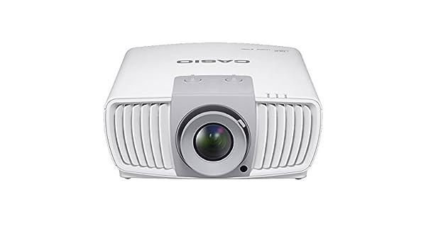 Casio XJ-L8300HN-UJ Video - Proyector (5000 lúmenes ANSI, DLP ...