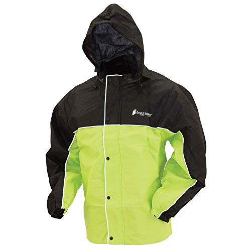 Frogg Toggs Road Toad Reflective Waterproof Rain - Frogg Rain Jacket Suit Togg