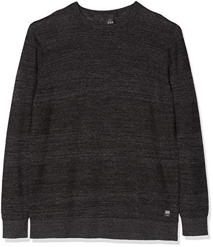 Grey Grau Size oliver 9730 Homme S blend Pull Big 0TwqR