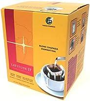 Café Blend Chapada Diamantina Dripcoffe Latitude 13, 100g, 10 Sachês