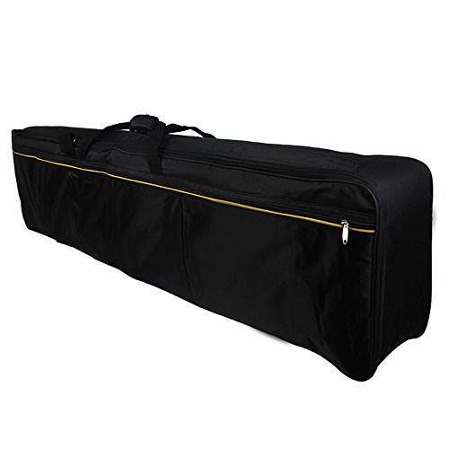 ammoon 88-Key Keyboard Electric Piano Padded Case Gig Bag Ox