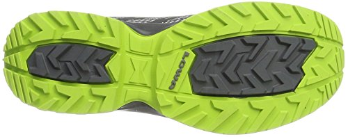 Lowa Men's Maddox GTX Lo Hiking Shoes Grey (Anthracite/Lime) oDMg8LaVA3