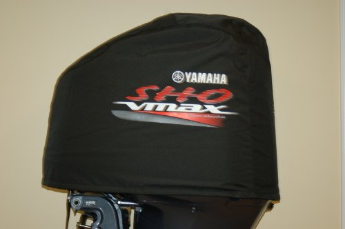 Yamaha New OEM MAR-MTRCV-ER-SH Motor Cover, SHO MO - Engine Covers Yamaha