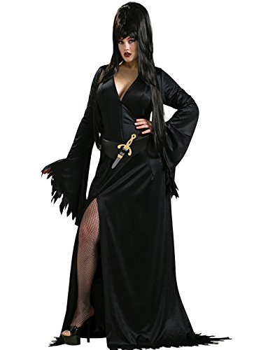 Rubie's Elvira Plus Size -