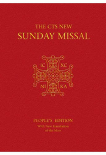 - Sunday Missal (English and Latin Edition)