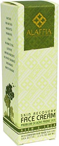 Alaffia - Neem & Shea Butter Skin Recovery Cream - 2.3 oz (FFP)