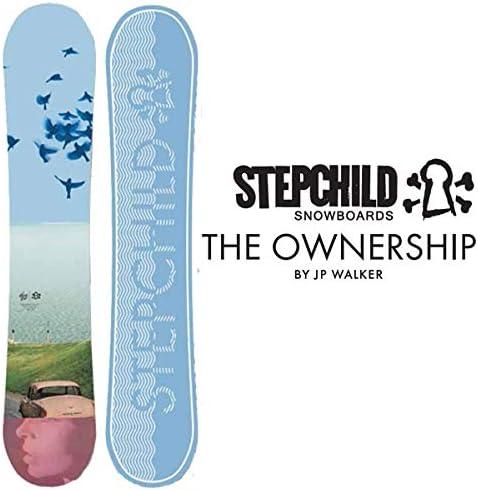 18-19 STEPCHILD/ステップチャイルド THE OWNERSHIP JP WALKER メンズ 板 スノーボード 2019 148