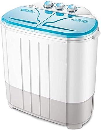 Los mini prismáticos para niños lavadora portátil y secadora,White