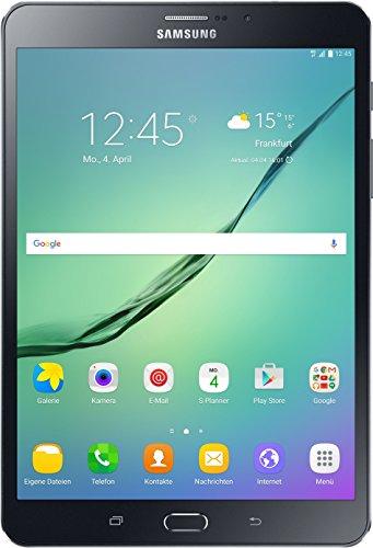 Samsung Galaxy Tab S2 T719N 20,31 cm (8 Zoll) LTE Tablet-PC (2 Quad-Core Prozessoren, 1,8 GHz + 1,4GHz,  3GB RAM, 32GB eMMC, Android 6.0, neue Version) schwarz