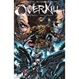 OVERKILL Witchblade - Aliens - Darkness - Predator #2 (NEAR MINT 9.6)