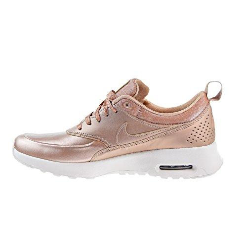Da bronzo Thea Air Metallizzato Corsa Rosso Nike Prm Donna Max Scarpe wTxqHvY