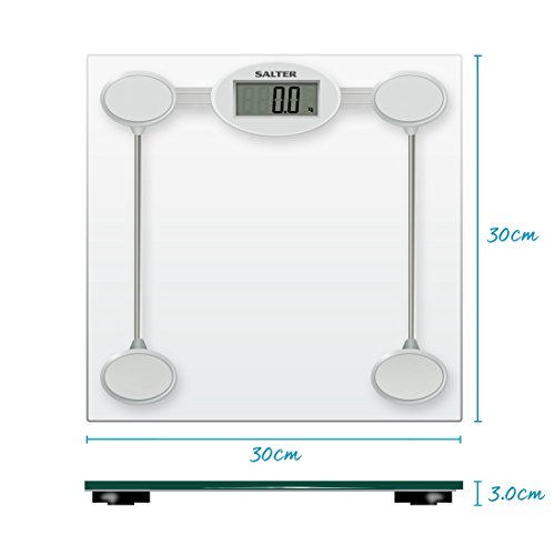 Salter Glass Electronic Scale