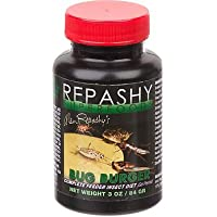 Repashy Bug Burger (3oz) - Complete Insect Diet - Keep Feeders Alive Longer -