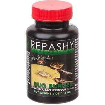 Repashy Bug Burger - complete feeder insect diet Gel premix 84 gram
