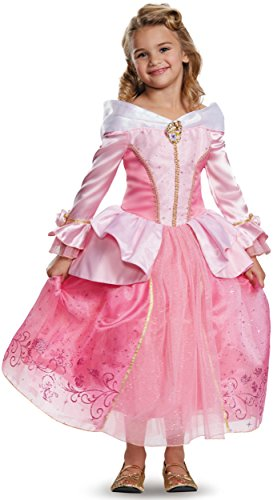 Aurora Prestige Disney Princess Sleeping Beauty Costume, One Color, X-Small/3T-4T