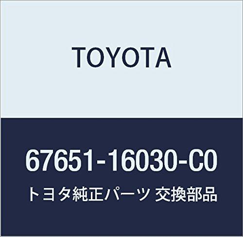 Toyota 67651-16030-C0 Speaker Grille