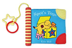 Fun with Spot: Spot's Toys Soft Book
