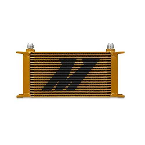 Mishimoto MMOC-19G Oil Cooler (Universal 19 Row) - Fluidyne Oil Coolers
