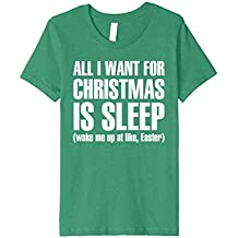 All I Want for Christmas is Sleep (Wake me up for Easter)
