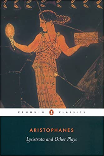 lysistrata and other plays penguin classics