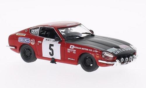 Datsun 240Z, No.5, Rally Monte Carlo , 1972, Model Car, Ready-made, SpecialC.-70 1:43