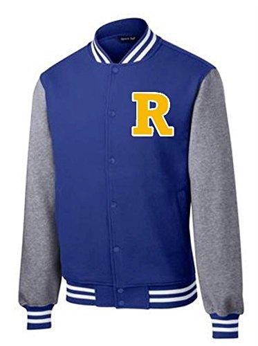 Custom Made Letterman Jacket - The Creating Studio Adult Riverdale R