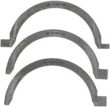 0.62 ID 33 Centerline Length Gates 19434 EPDM GATR Small ID Coolant Hose Black