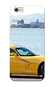Hot Design Premium ACxVdsA5205vOFAR Tpu Case Cover ipod touch4 Protection Case (2013 Dodge Viper Srt Gts)