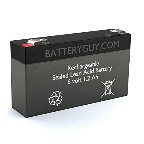 (Quantum Rehab Bantam Replacement Battery (Rechargeable))