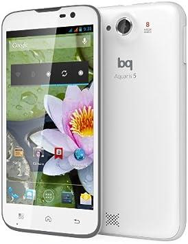 BQ Aquaris 5 - Smartphone libre Android (pantalla 5 pulgadas ...