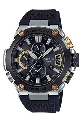 Casio G-Shock MR-G MRGG2000R-1A Titanium Tough Solar Bluetooth Watch