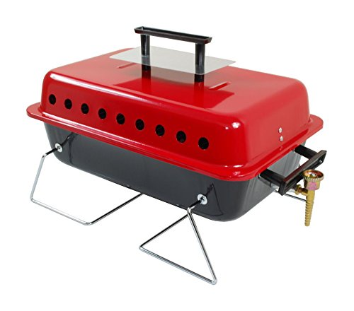 Table Top Portable Gas Barbeque Barbecue BBQ Cooker Stove Grill - Crusader
