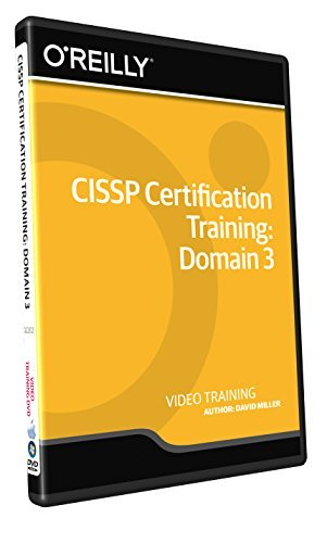 CISSP Certification Training: Domain 3 - Training DVD