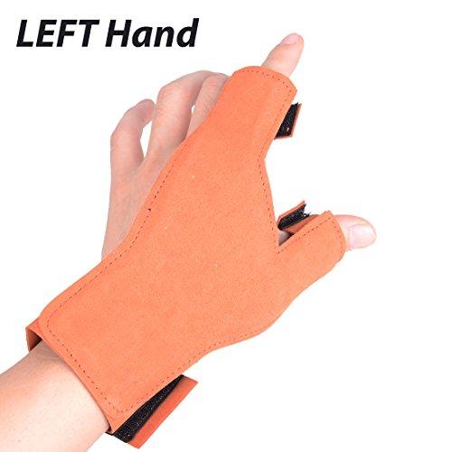 Hand Slingshot (AMYIPO Slingshot Hand Guard Archery Hunting Fish Protective Hand Glove)