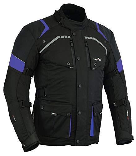 LOVO Chaqueta 3/4 para moto (Hombre) (S): Amazon.es: Coche y ...