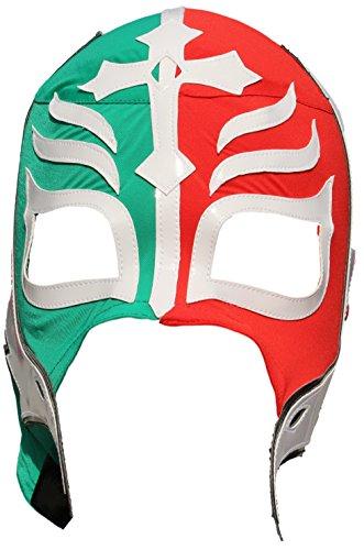 (Deportes Martinez Rey misterio Lycra Lucha Libre Luchador Wrestling Masks Adult Size)