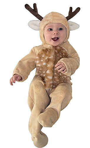 Baby Deer Costume (0-3 (Woodland Fawn Costume)