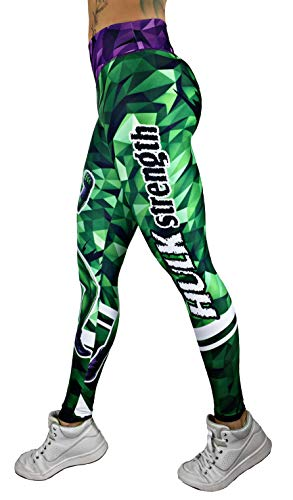 She-Hulk Superhero Leggings Yoga Pants Compression Tights for $<!--$67.00-->