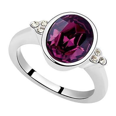 enorme sconto 84897 76335 Argento con elementi in cristallo Swarovski, Eternity Wish ...