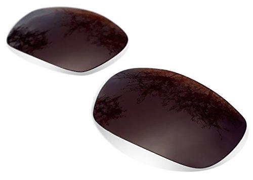 Green 0 Polarizadas para Oakley Recambio Crosshair Lentes 2 marron Sapphire Restorer Sunglasses de npwYBqqP