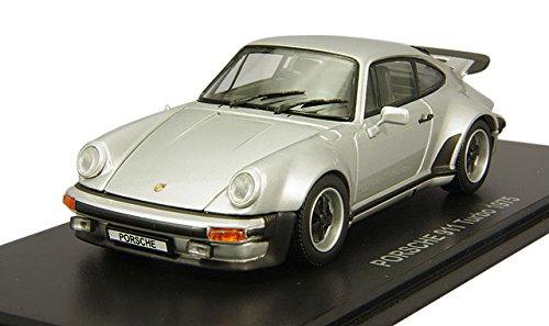 Kyosho 05524S0 Porsche 911 Turbo 1975 silber