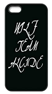 Cool Team Alcide Wilf Back Case Hard Durable iPhone 5,5s Case