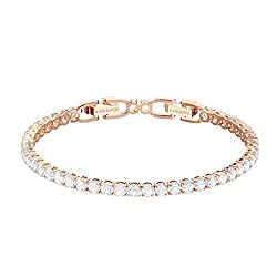 Women's Crystal Tennis Bracelet