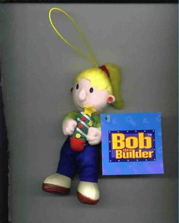 Amazon.com: Santa's Kurt Alder Bob The Builder Plush WENDY ...