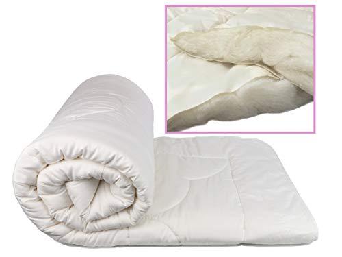Organic Comfort Market 100% Natural Wool Comforter. Woolmark & Oeko...