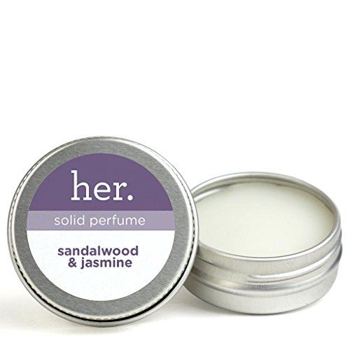 Jasmine Solid Perfume - 5