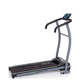 FIT4HOME Unisex's SSJK-03 X-lite I Treadmill, Black, O...
